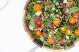 Kalahari Biltong Salad