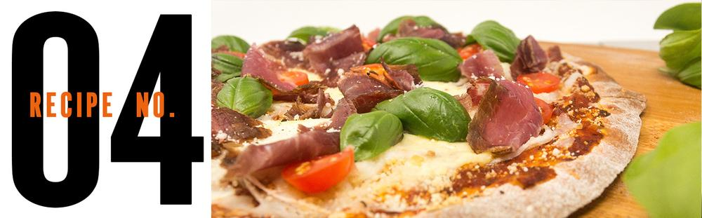 Kalahari Biltong Pizza