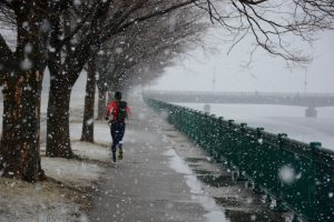 Winter running isn't as bad as it seems; you just need the right mentality.