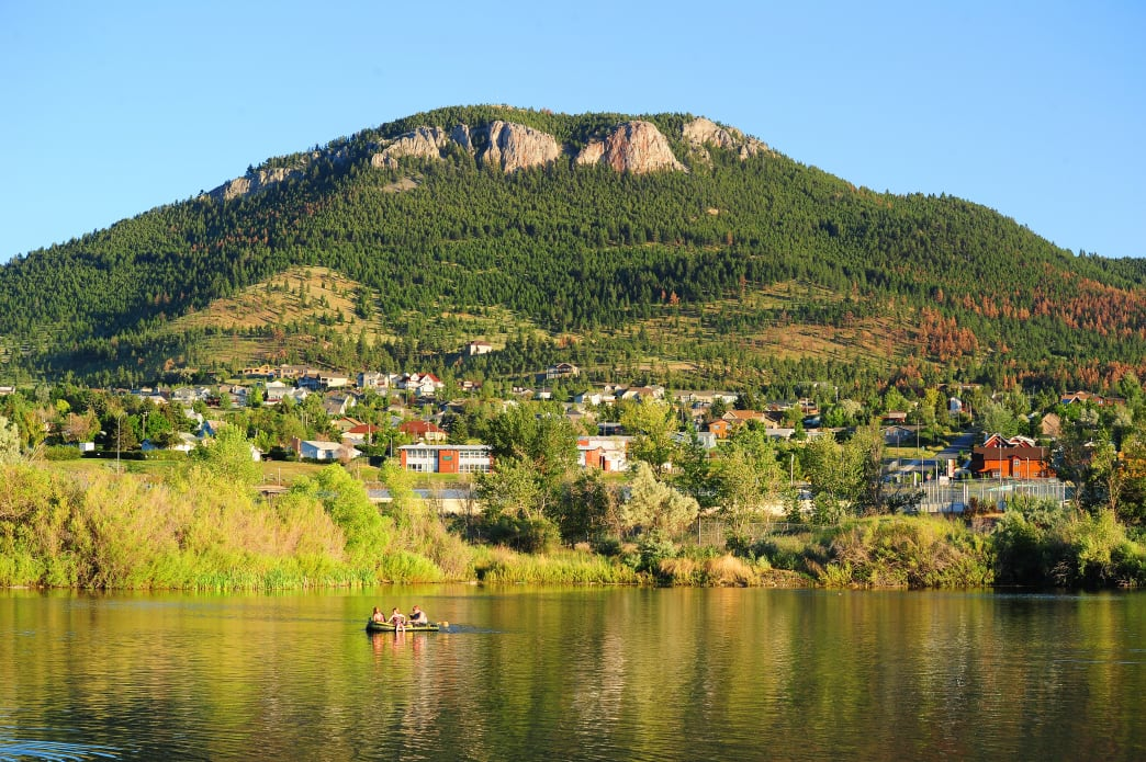 20180124-Montana-Helena-Spring Meadow Trail